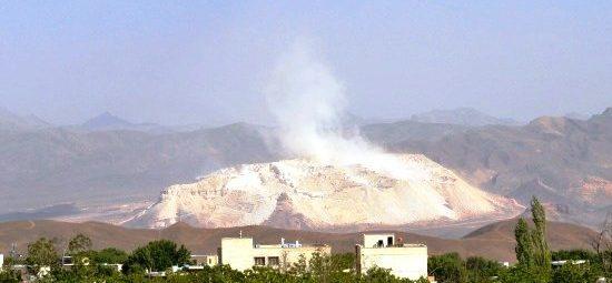 معدن عباس آباد
